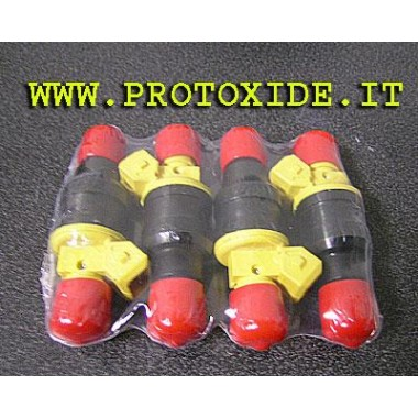 205 кубикови инжектори CAD / един висок импеданс Инжектори според потока