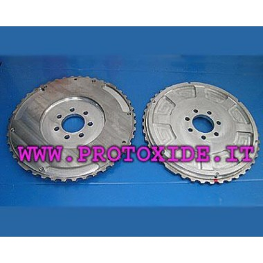 Super lightweight flywheel for Renault 5 GT with crown