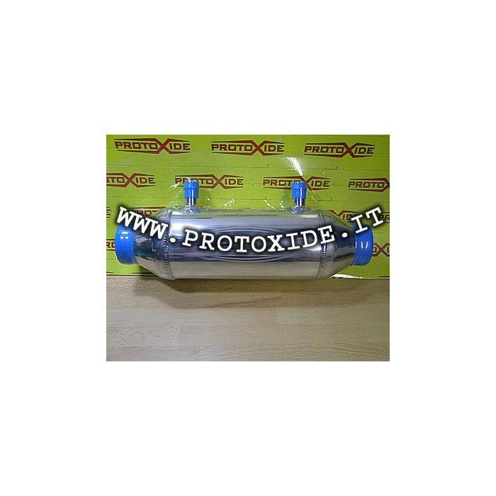 Intercooler de tubo de aire a agua de 300 hp Intercooler aire-agua
