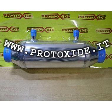 Intercooler de tubo de aire-agua de 650 hp Intercooler aire-agua