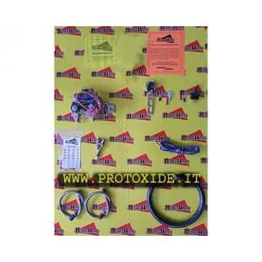 Kit de óxido nitroso 4 inj. Para Peugeot 106 1.6 Categorías de productos