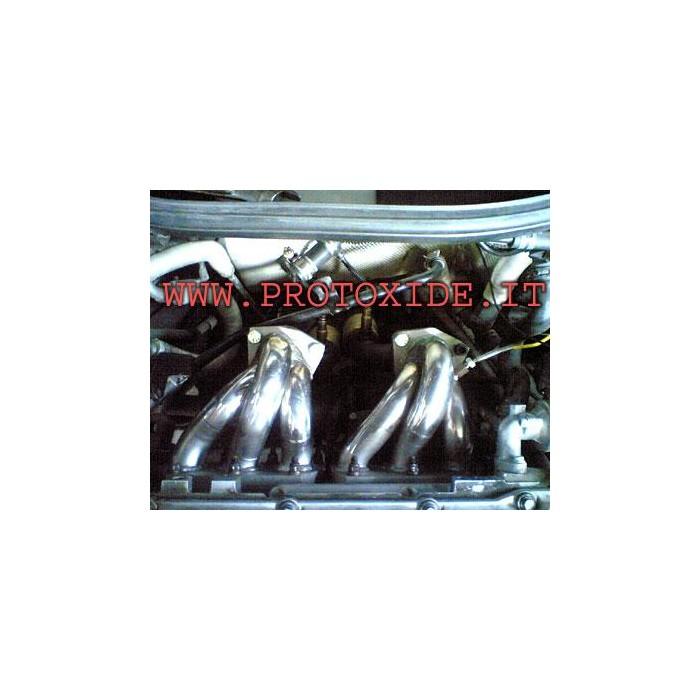 مشعب العادم فولكس فاجن جولف VR6 2.8 مشعبات الصلب لمحركات يستنشق