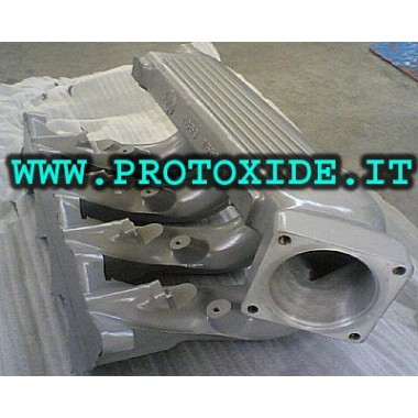 Intake manifold modification for Lancia Delta 16v Turbo