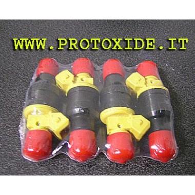 Verhoogde injectoren voor Lancia Integrale 16V turbo primers die specifiek zijn voor de auto of voertuig model