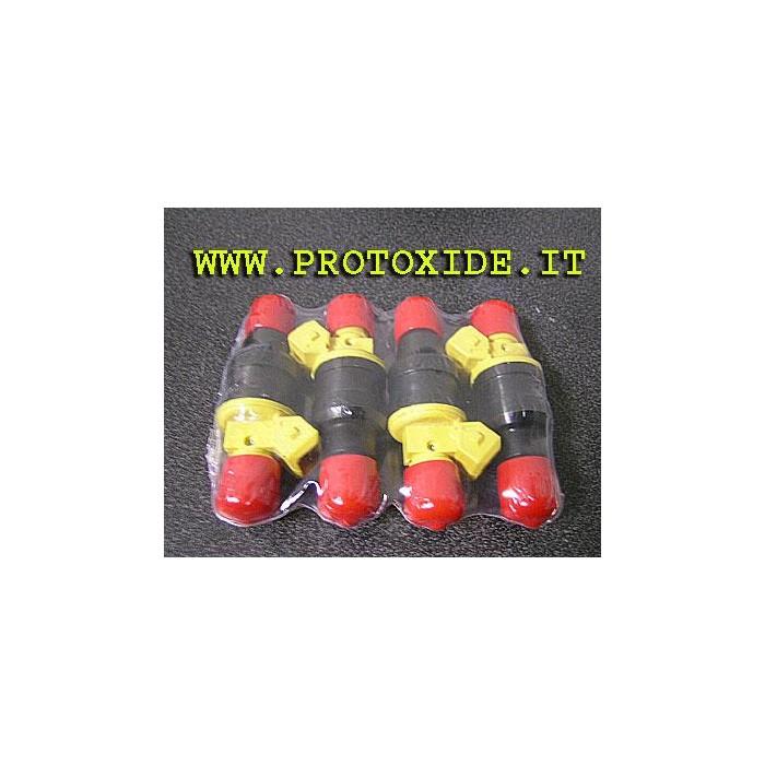 Iniettori maggiorati per Lancia Integrale 2000 8-16V turbo Iniettori specifici per modello auto o veicolo