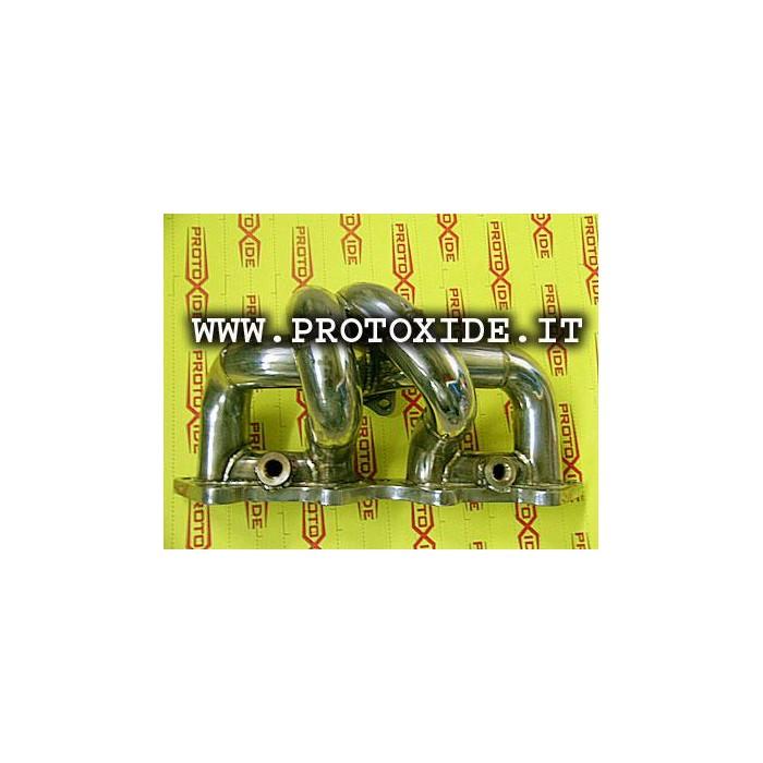 Mitsubishi EVO 6-7-8-9 colector de escape de acero Categorías de productos