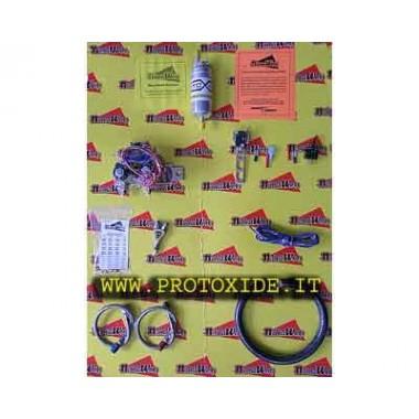Typpioksiduuli sarjoja skootteri Kymco Grand Dink 250 Tuoteryhmät