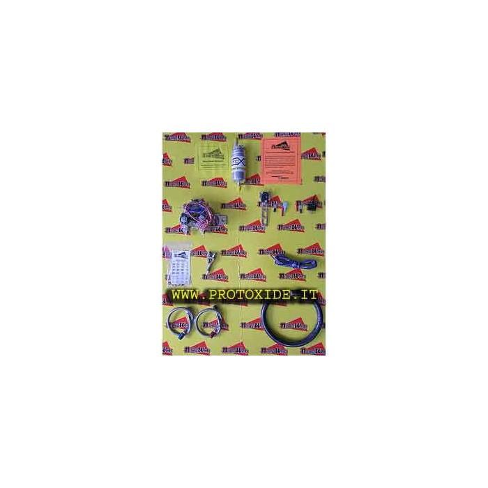 Lachgas kits voor BugRider 250 PGO Categorieën product