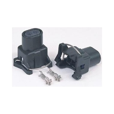 2-yollu Soket Bosch enjektörleri Otomotiv elektrik konnektörleri