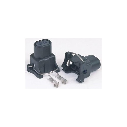 2-way Socket Bosch injectors Automotive electrical connectors