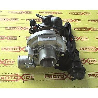 Benzyna Turbosprężarka Inteligentne plus wzmocnione Turbosprężarki na łożyskach wyścigowych