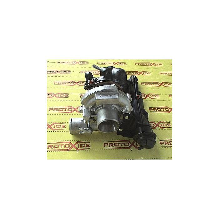 Turbocompressore Smart Benzina maggiorato-rinforzato Turbocompressori su cuscinetti da competizione