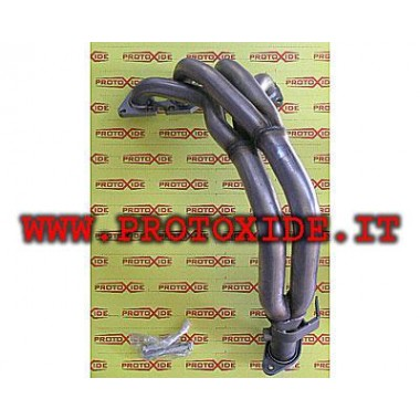 Exhaust manifold Peugeot 106 1.6 16V Steel manifolds for aspirated engines
