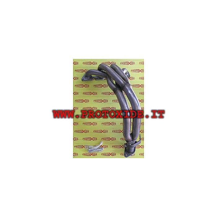 Collettore scarico acciaio Peugeot 106 1.6 16V Collettori in acciaio per motori Aspirati