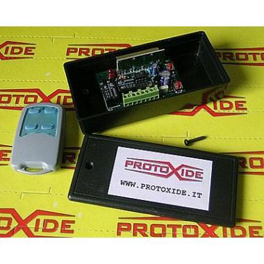 Activateur avec télécommande sans fil Interrupteurs et télécommandes
