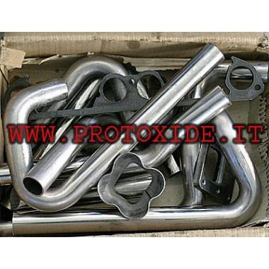 Colectoare kit Peugeot 106 Turbo - Saxo 1,4-1,6 8v - DIY Do-it-yourself manifolds