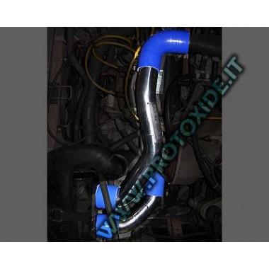 Manicotti in acciaio inox per Renault 5 GT Manicotti specifici per auto