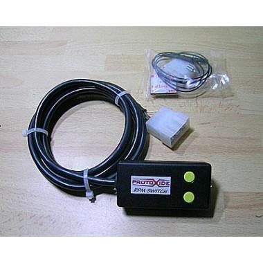 Unitate de control cu comutator în funcție de excursii Instrumentele electronice variază