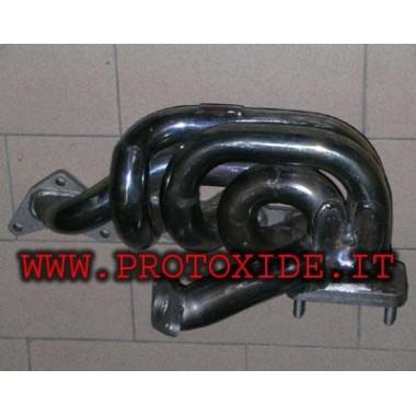 Fiat Coupe turbo uitlaatspruitstuk 16v/T3 Stalen manifolds voor Turbo benzinemotoren