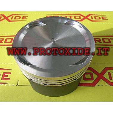 Pistons Tmax erhöht Vergaser - 66.50 mm