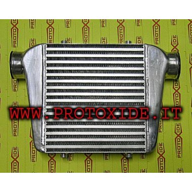 Intercooler tipo 1 Intercooler aire-aire