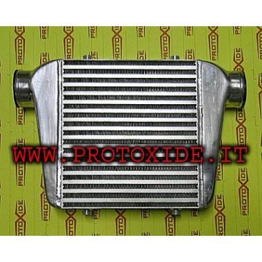 Intercooler Type 1 Ilman ja ilman välilevy