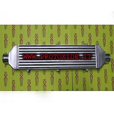 Typ Intercooler 2 Vzduchový vzduchový chladič