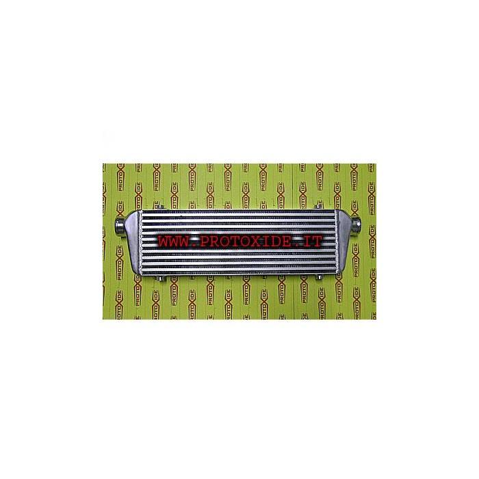 Вид на интеркулера 3 Въздушен въздух междинен охладител