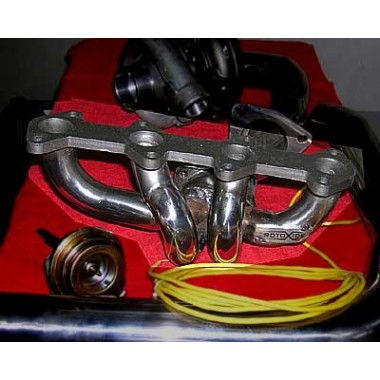 Izplūdes kolektors Alfa 156 1.9 JTD 115z.s. Mājas