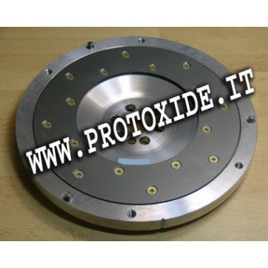 Aluminum flywheel for Citroen Ax