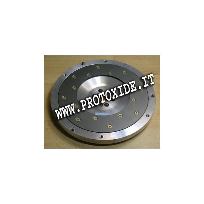Aluminum flywheel for Lancia Delta 8-16V Steel flywheels