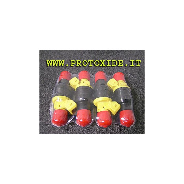 405 cc injectors cad / one high-impedance Injectors according to the flow