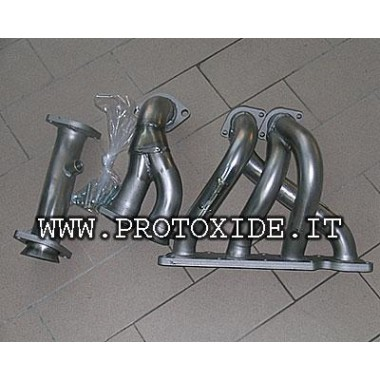 Collettore di scarico acciaio Renault Clio 1.800-2.000 16V Oceľové rozdeľovače pre aspirované motory