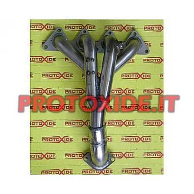 Egzoz manifoldu 1600 Hyundai Coupe 16v 106bg Emişli motorlar için çelik manifoldlar
