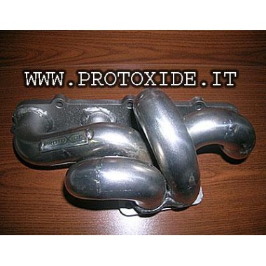Výfukové potrubie 1,8-2,0 Renault Clio 16V Turbo Oceľové rozdeľovače pre turbínové motory