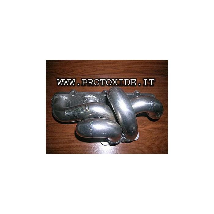 Izplūdes kolektors 1.8-2.0 Renault Clio 16V Turbo Tērauda kolektori Turbo Benzīna dzinējiem