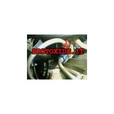 Lattergas kits til Aprilia Piaggio 500 Protoxid Scooter og Motorcykel Kit