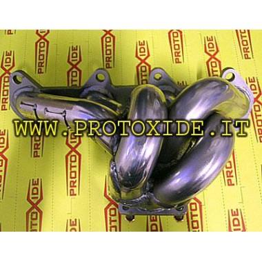 Collettore scarico acciaio Inox Alfa Fiat Lancia 1.900 jtd 8v posizione originale Collettori in acciaio per motori Turbodiesel