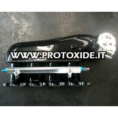 Ieplūdes kolektors Kit Mitsubishi Lancer EVO Ieplūdes kolektori