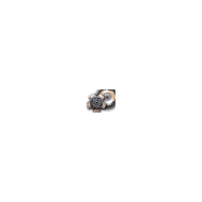 لوحة من النحاس مخلب عدة سوبارو STI قوابض عززت