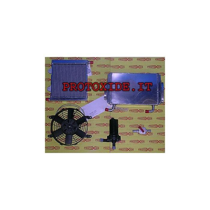 Intercooler-комплект-въздух-вода интерфейс за Mini Cooper Въздушен воден интеркулер
