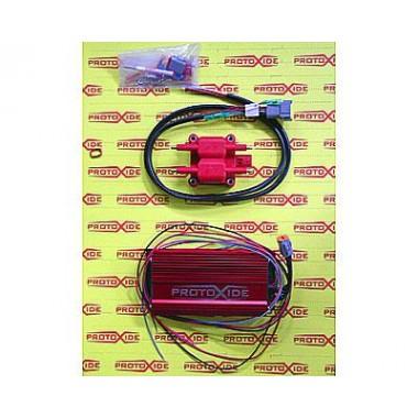 Melhorada faísca de ignição eletrônica perdido Power-ups e bobinas impulsionadas