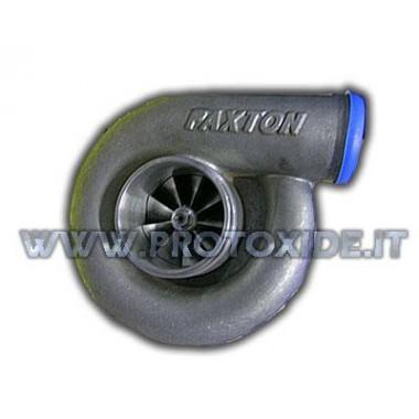 Paxton centrifugalkompressor Trykladere