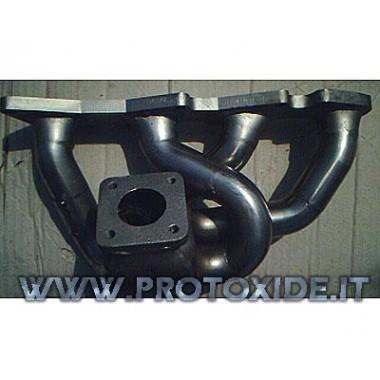 Egzoz manifoldu Fiat Lancia Alfa 1.9 JTD 16V Turbodiesel motorlar için çelik manifoldlar