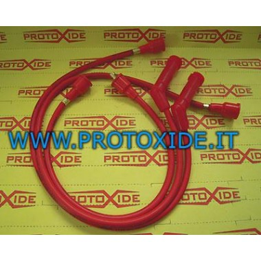 Spark plug wires for the old Fiat 500 Specific spark wire plug for cars