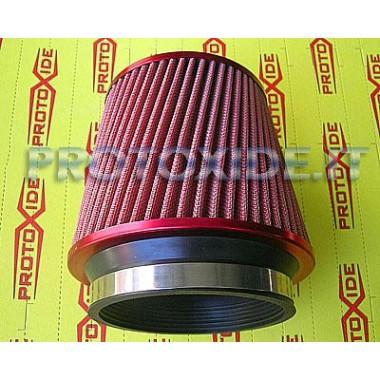 Filtro de aire Bicono mod.3 ataque grueso para Turbo gt30-35 Filtros de aire del motor