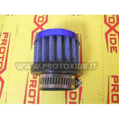Oil vapor filter 25mm BLUE