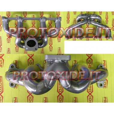 Golf 110 exhaust manifold with turbo BMW 330d attack