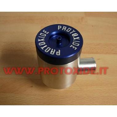 Pop-off ventil til at lufte intern Protoxide Blow Off ventiler