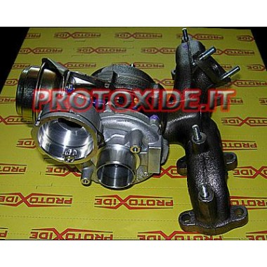 Audi et Volkswagen turbo 130 ch 150 ch modifié Catégories de produit